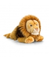 Keel Toys pluche leeuw knuffel 46 cm