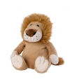 Warme knuffel kruik leeuw safaridier